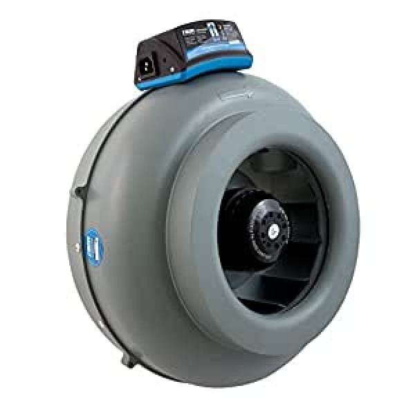 RAM Inline Duct Fan - 200mm - 998m³/hr
