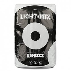 Biobizz Light-Mix Potting Soil - 50L Bag - Collection Only